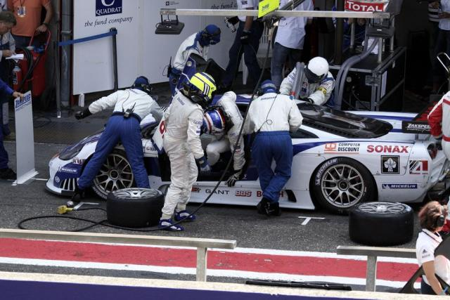 24h-Rennen in Spa-Francorchamps
