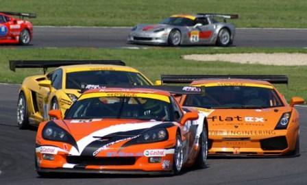 Sascha Bert und Stefan Kissling mit sensationellem Debüt in der GT3 Masters