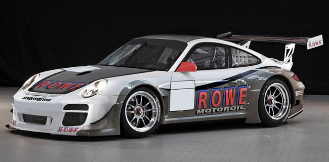 Sascha Bert startet im Porsche 911 GT3 R