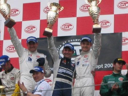 Sieg für Zakspeed beim 8. FIA GT Lauf auf dem Hungaroring