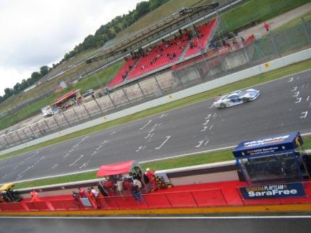 FIA GT 7. Lauf in Mugello 17.09.2006