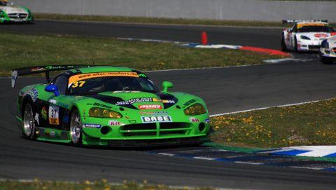 Dodge Viper GT3 Competiton Coupé